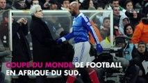Raymond Domenech insulté par Nicolas Anelka en 2010 ? Il rétablit la vérité