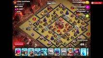 Clash Of Clans WORLDS WORST FAIL Attack Raid   Troll Base VICTORY
