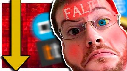 ❺ YouTubers FALIDOS » 5 razões pq canais de tecnologia FALIRAM  〈 4K 60fps 〉