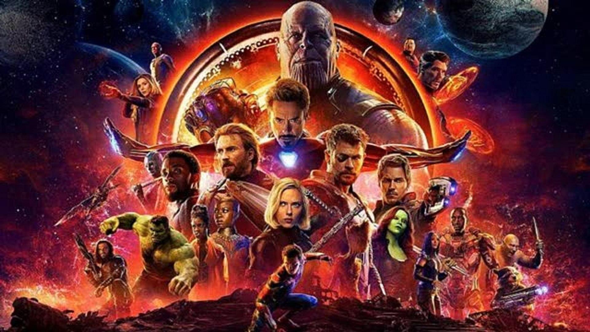 ✼✼ Avengers Infinity War (2018) English Film Free✱ FULL NEW★ MOVIE