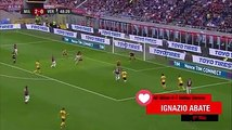 | React to vote the Best Goal from May / Scegli il miglior gol di maggio! ⚽Ⓜ❤ Ignazio Abate's first ever goal at San Siro vs Verona Franck Yannick Késsié'