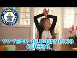 Oldest competitive ballroom dancer - GWR Beyond The Record