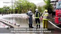 Kaboul: attentat-suicide meurtrier contre des chefs réligieux