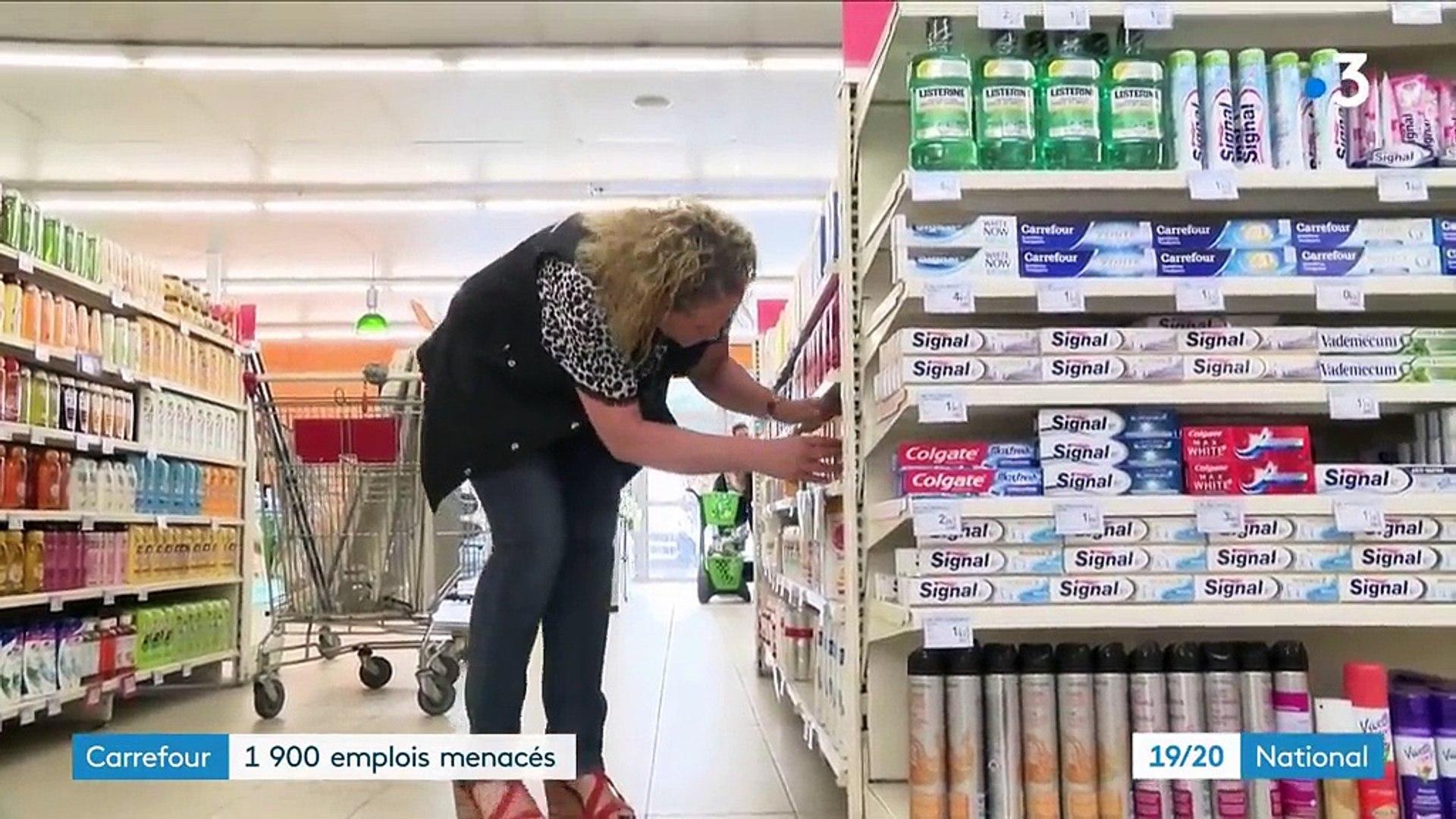 Carrefour Tristesse Chez Les Salariés Avant La Fermeture Définitive