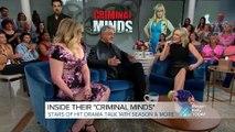 Joe Mantegna and Kirsten Vangsness reveal secrets of 'Criminal Minds'