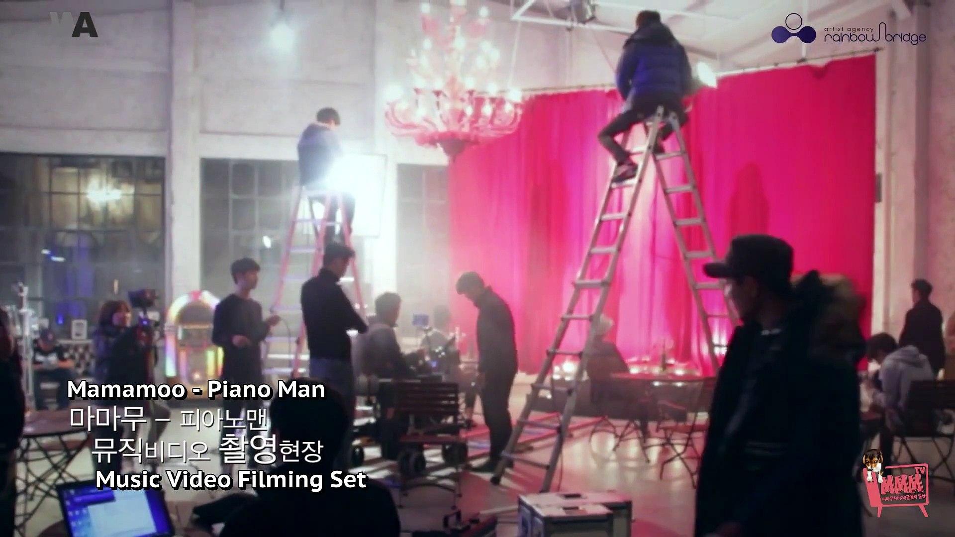 [ENG SUB] MMMTV Episode 1 - 'Piano Man' MV Filming (Behind Story)