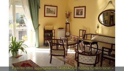 appartamento RAMMACCA mq120 numero...