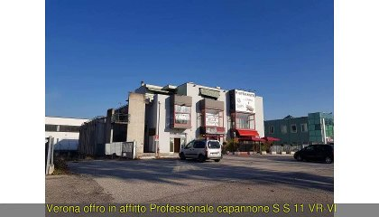 in affitto  capannone...