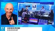 """Didier Deschamps : """"Je suis sélectionneur en CDD depuis l'annonce de Zidane, j'ai l'impression d'être à Europe 1 !"""""""