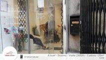 A louer - Inconnu - Vizille (38220) - 3 pièces - 25m²