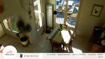 A vendre - Appartement - Jarrie (38560) - 4 pièces - 85m²