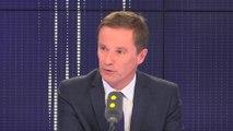 """Nicolas Dupont-Aignan reproche à """"certains """"dirigeants Républicains de magouiller avec En Marche"""""""