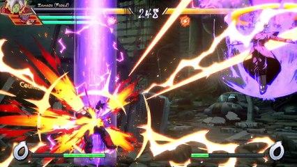 DRAGON BALL FighterZ Vegito vs Zamasu DLC Gameplay