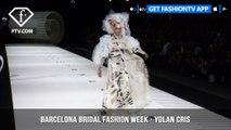 Yolan Cris Icons of All Times at Barcelona Bridal Fashion Week | FashionTV | FTV
