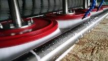 otomatik halı yıkama makinası,halı sıkma ve kurutma makinası /Erzurum