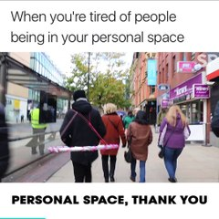Personal Space Machine