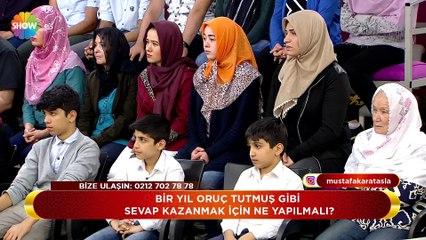 Prof. Dr. Mustafa Karataş ile İftar Vakti 45. Bölüm - 3 Haziran 2018