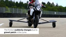 Bosch met au point l'anti-dérapage moto
