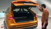 Audi Q8 : le SUV coupé livre toutes ses caractéristiques