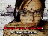 Mylène Farmer - Je t'aime mélancolie KARAOKE / INSTRUMENTAL
