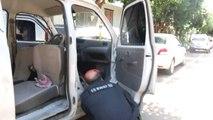 Un automobiliste a dû faire face à un passager un peu inattendu - 05/06/2018
