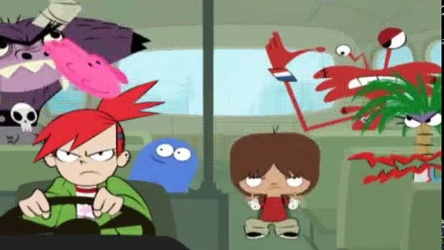 Foster's Home for Imaginary Friends S02E08 - Squeakerboxx