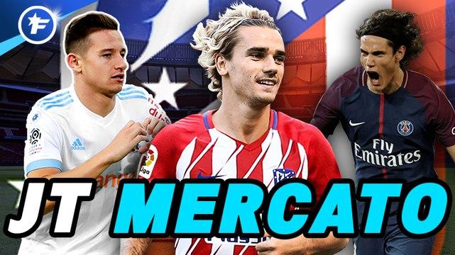 Journal du Mercato : Manchester United frappe fort, l'Atlético Madrid veut piller la Ligue 1