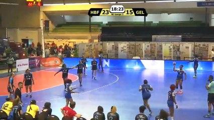 Finalités des championnats de France amateurs de handball