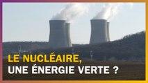 Idées claires : le nucléaire est-il une énergie verte ?