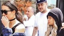Kim Kardashian GOES OFF on Rob Over Blac Chyna Revenge Porn