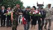 D-Day. Hommage aux bérets verts anglais et Français