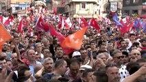 """Cumhurbaşkanı Erdoğan: """"İrade, Erdem ve Cesaretle Hep Beraber İstikbale ve İstiklale Yürüyoruz"""""""