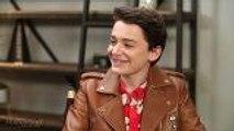 'Stranger Things' Star Noah Schnapp Raves About Winona Ryder & Teases Season 3 Storylines | In Studio