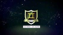 Signe astrologique du Gémeaux : 22 mai - 21 juin