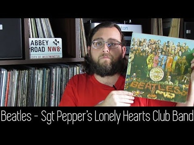 The Beatles - Sargent Pepper's Lonely Hearts Club Band (50 anos) | ALBUM REVIEW