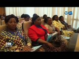 RTG - Lancement des  travaux de la participation démographique des femmes et des jeunes aux élections