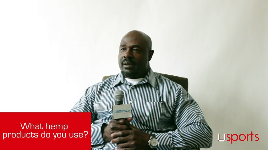 Christian Okoye on Pot Legalization