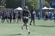2020 Tight End Mark Redman UCLA Elite Camp Clips