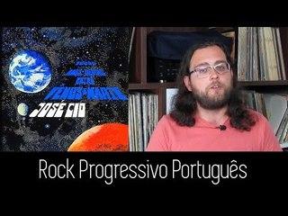 6 Bandas de Rock PROGRESSIVO PORTUGUÊS!