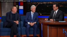"""Bill Clinton is offered second chance to address Lewinsky scandal, #MeToo on """"Late Show"""""""