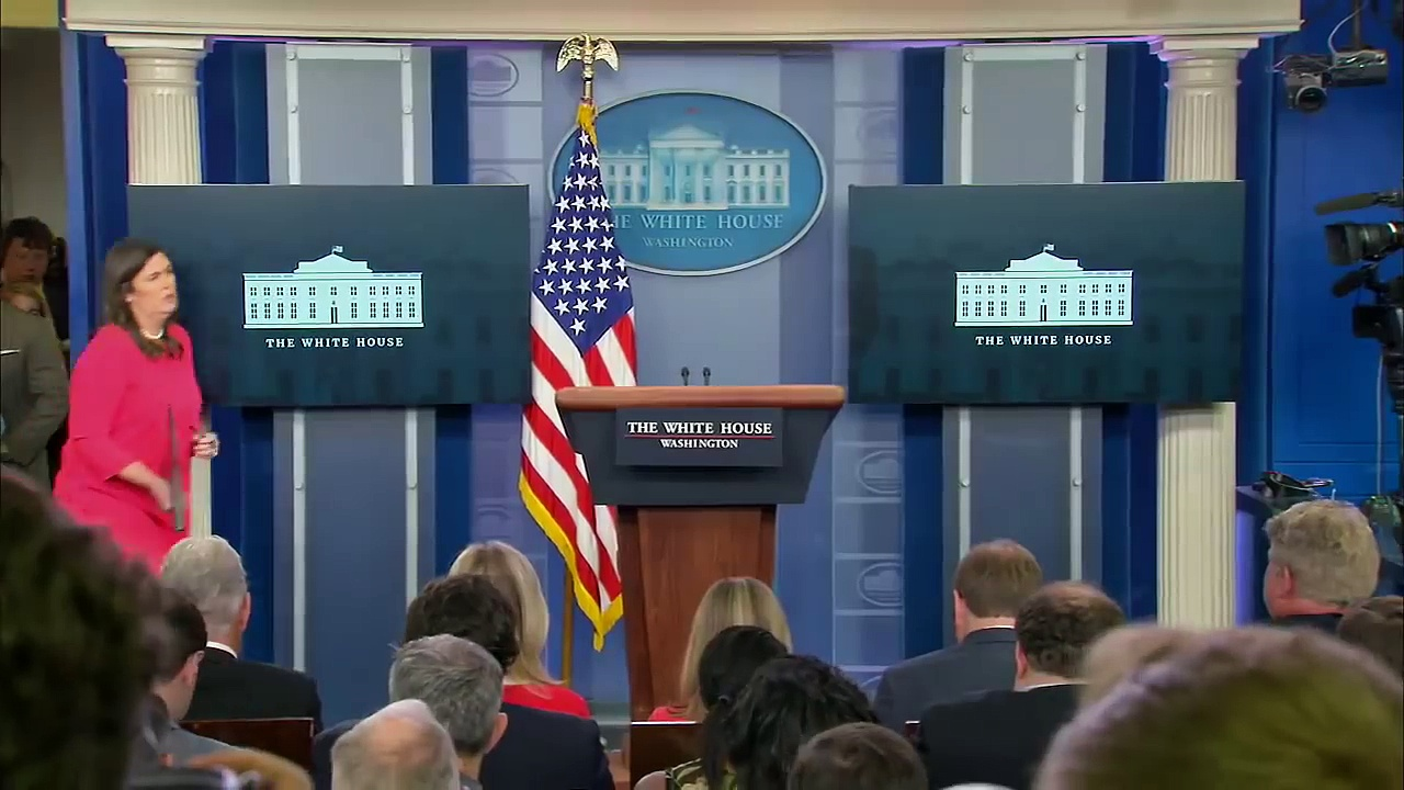 White House press briefing | June 5th