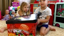 Disney Pixar Cars 3 Lightning McQueen Truck Toys Kids Playtime Surprises Kids Video , Cartoons animated anime mos 2017 & 2018