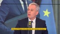"""Edouard Philippe : """"Il y a eu des explications entre les députés de la majorité et le Premier ministre, sur les méthodes de travail"""", explique François de Rugy #8h30politique"""