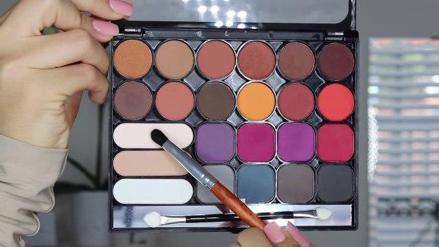DRUGSTORE Makeup Tutorial - Affordable Makeup & Tools