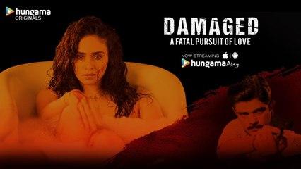 DAMAGED | Hungama Play | Official Trailer | Crime Drama | Amruta Khanvilkar | Amit Sial