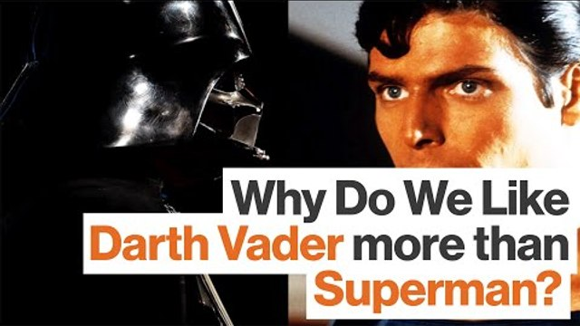 David Mitchell:  There's a Good Reason Darth Vader Is Interesting While Superman Is Just Boring