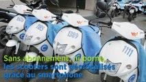 Quand le smartphone booste le scooter électrique - Contenu vidéo proposé par Enedis