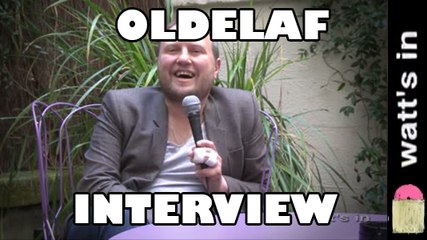 Oldelaf: Goliath Interview Exclu