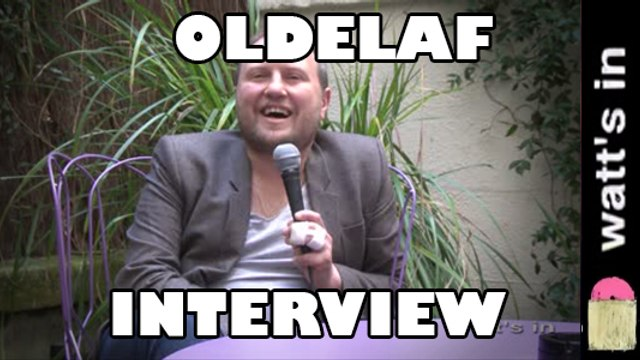 Oldelaf: Goliath Interview Exclu