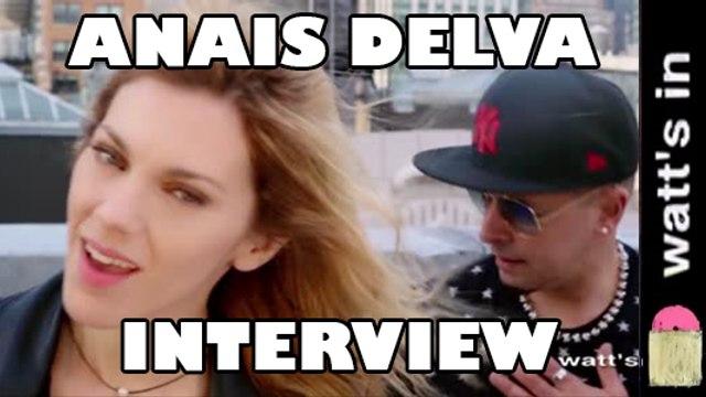 Anaïs Delva & Kamaleon : Quiero Vivir Interview Exclu